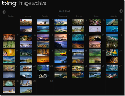 Bing Archive